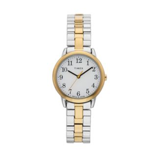 Timex Women's Easy Reader Two Tone Expansion Watch - TW2R58800