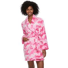 Women's SONOMA Goods for Life™ Short Plush Robe