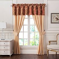 Marquis by Waterford Devlin Window Curtain Set