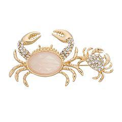 Napier Crab Duo Pin