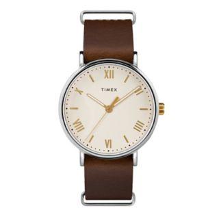 Timex Men's Southview Leather Watch - TW2R80400JT