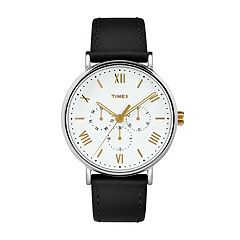 Timex Men's Southview Leather Watch - TW2R80500JT
