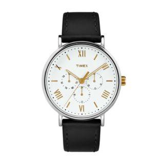 Timex Men's Southview Leather Watch - TW2R80500JT
