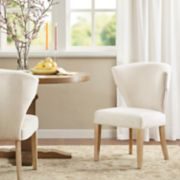 Madison Park Marina Upholstered Dining Chair 2-piece Set