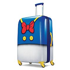 Donald Duck Spinner Luggage by American Tourister