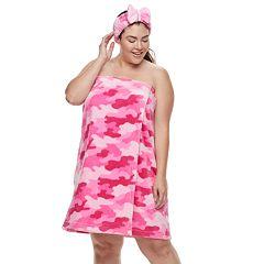 Plus Size SONOMA Goods for Life™ Plush Wrap