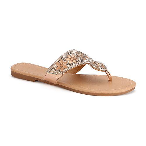 Olivia Miller Deland Women's Sandals