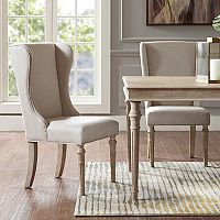 Madison Park Signature Napa Side Dining Chair 2-piece Set