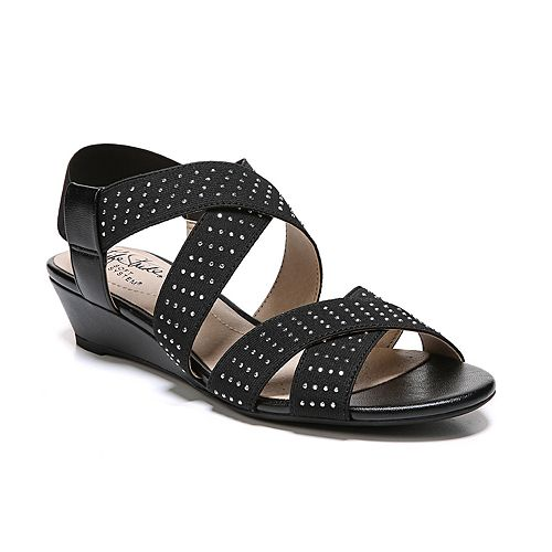 25b4d7959b8 LifeStride Yara Women s Wedge Sandals