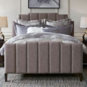 Madison Park Signature Wesley Upholstered Queen Bed