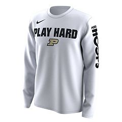 Men's Nike Purdue Boilermakers 2018 March Madness Bench Tee