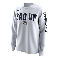 Men's Nike Gonzaga Bulldogs 2018 March Madness Bench Tee