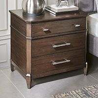Madison Park Signature Baxter 3-Drawer Nightstand