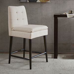 INK+IVY Alina Upholstered Counter Stool