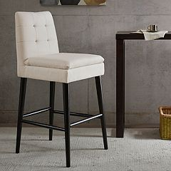 INK+IVY Alina Upholstered Bar Stool
