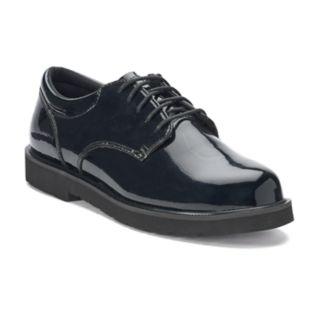 Bates High Gloss Duty Men's Oxford Work Shoes