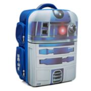 Star Wars R2D2 Hard Side Carry All Backpack by American Tourister