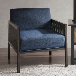 INK+IVY Clark Lounge Arm Chair