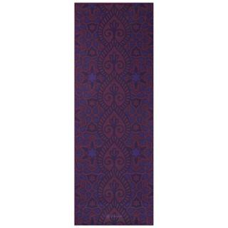 Gaiam 6mm Premium Reversible Divinity Yoga Mat