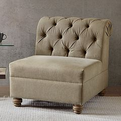 INK+IVY Jeaninne Tufted Accent Chair