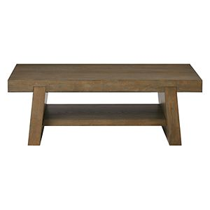 INK+IVY Westwood Rustic Coffee Table