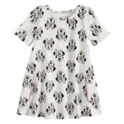 Disney's Minnie Mouse Toddler Girl Swing Dress by Jumping Beans®