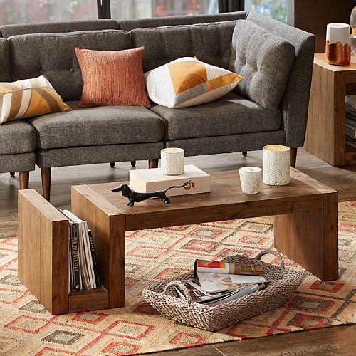 INK+IVY Zen Coffee Table