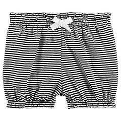 Baby Girl Carter's Print Bubble Shorts
