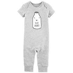 Baby Carter's Graphic Jumpsuit