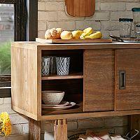 INK+IVY Zen Sideboard Storage Cabinet