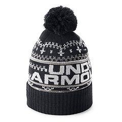 Men's Under Armour Retro Pom Beanie