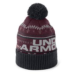 Men's Under Armour Retro Pom Beanie