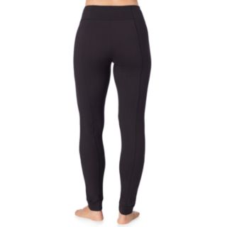 Women's Cuddl Duds Smooth Layer Leggings