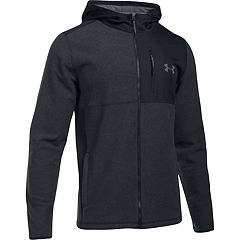 Men's Under Armour ColdGear Infrared® Fleece Heavy Full-Zip Hoodie