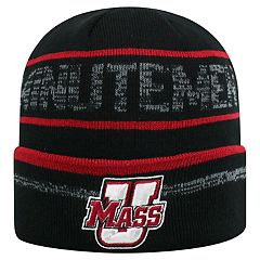 Adult Top of the World UMass Minutemen Effect Beanie