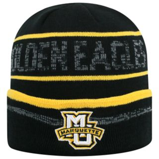 Adult Top of the World Marquette Golden Eagles Effect Beanie
