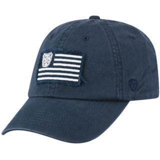 Adult Top of the World Butler Bulldogs Flag Adjustable Cap