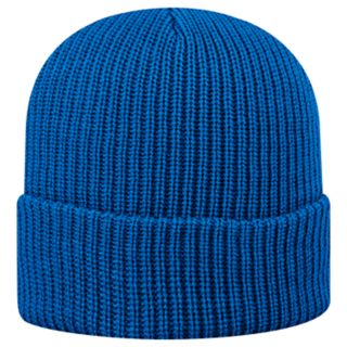 Adult Top of the World Delaware Blue Hens Incline Ribbed Beanie
