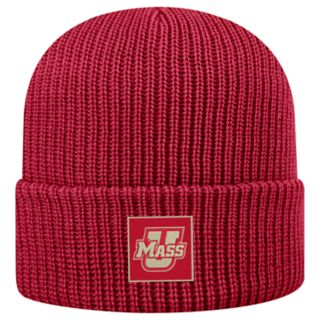 Adult Top of the World UMass Minutemen Incline Ribbed Beanie