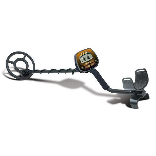 Bounty Hunter Pro Lone Metal Detector with Bonus Pinpointer