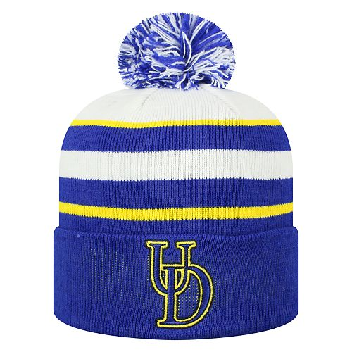Adult Top of the World Delaware Blue Hens Skyview Beanie