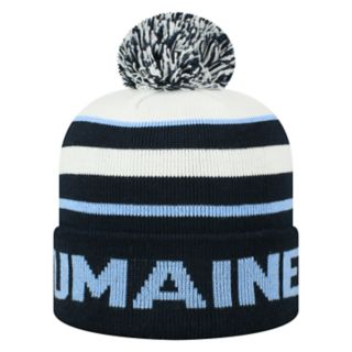 Adult Top of the World Maine Black Bears Skyview Beanie