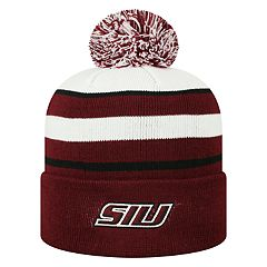 Adult Top of the World Southern Illinois Salukis Skyview Beanie