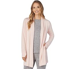 Women's Cuddl Duds Soft Knit Wrap Cardigan