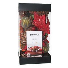 SONOMA Goods for Life™ Artificial Fall Harvest Vase Filler 23-piece Set
