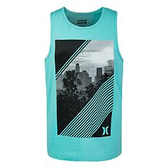 Boys 8-20 Hurley Distance Tax Muscle Tee