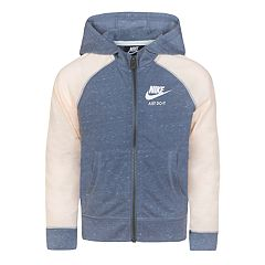 Girls 4-6x Nike Gym Vintage 'Just Do It' Hoodie