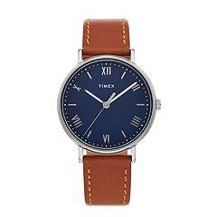 Timex Men's Southview Leather Watch - TW2R63900JT
