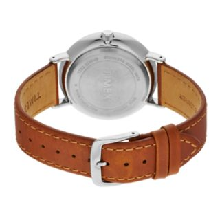 Timex Men's Southview Leather Watch - TW2R63900JT