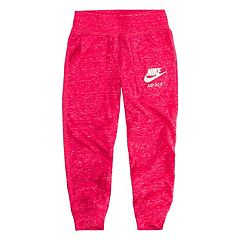 Girls 4-6x Nike Space-Dye Jogger Pants